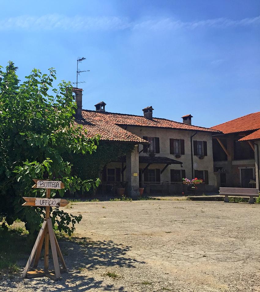 Cerco cascina-rustico-casa di campagna