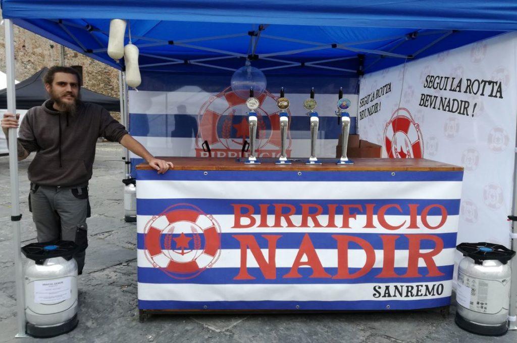 Birrificio NADIR banchetto