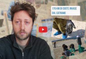 Disastro ambientale in Israele! – Io Non Mi Rassegno #317