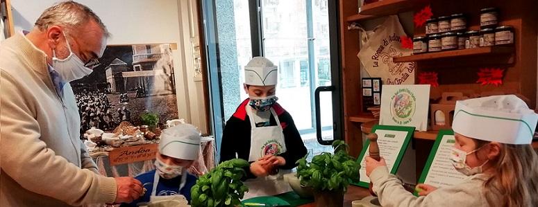 Scuola del Pesto
