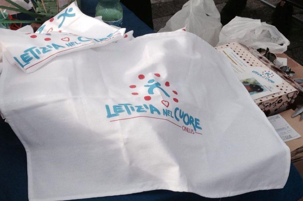 Letizia nel cuore shopper