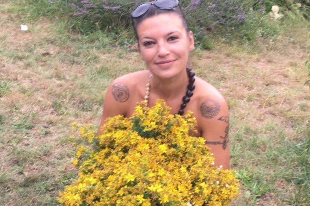 Sara Milanesi fiori cop