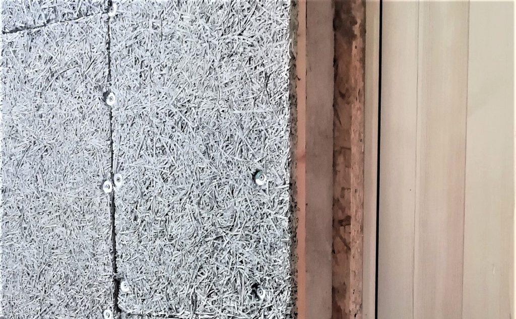 dettaglio muri esterni
