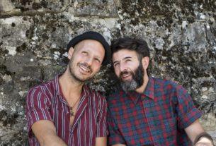 Due artisti in viaggio dalla Sardegna alla Terra Santa tra comunità ed ecovillaggi
