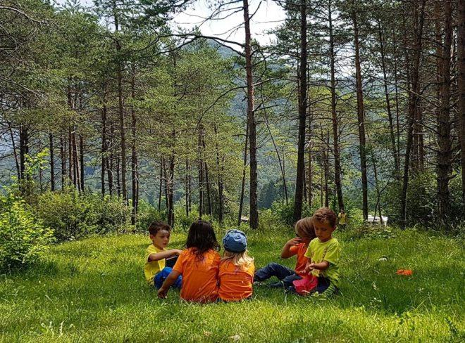 Outdoor education: le sfide e le conquiste dell'educazione in natura