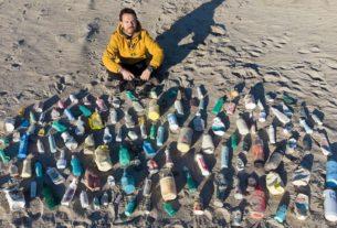 Archeoplastica: i rifiuti restituiti dal mare diventano reperti da museo