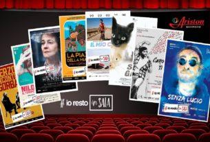 Io resto in sala: le sale cinema del teatro Ariston sono online