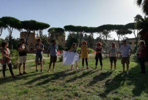 Solidarietà allo spazio sociale romano Ex Lavanderia
