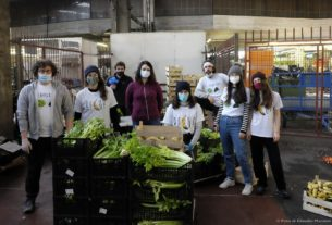Recup: salviamo il cibo ancora buono donandolo a chi ne ha bisogno