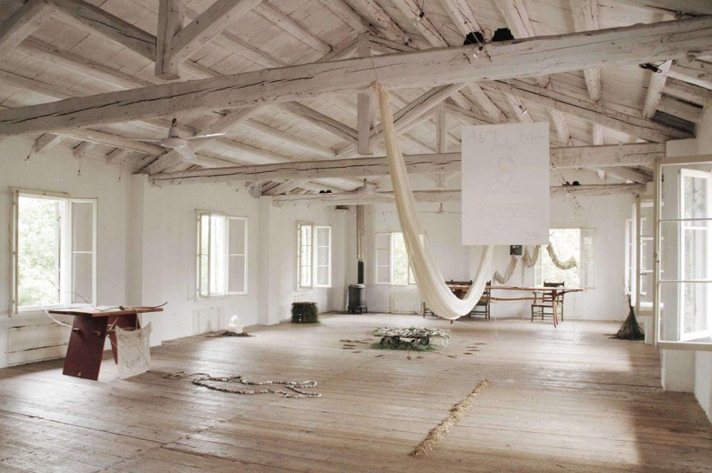 Art Aia rehearsal space