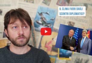 Cina-Usa, è svolta sul clima? – Io Non Mi Rassegno #350