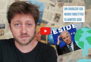 Com'è andato il summit sul clima voluto da Biden? – Io Non Mi Rassegno #355