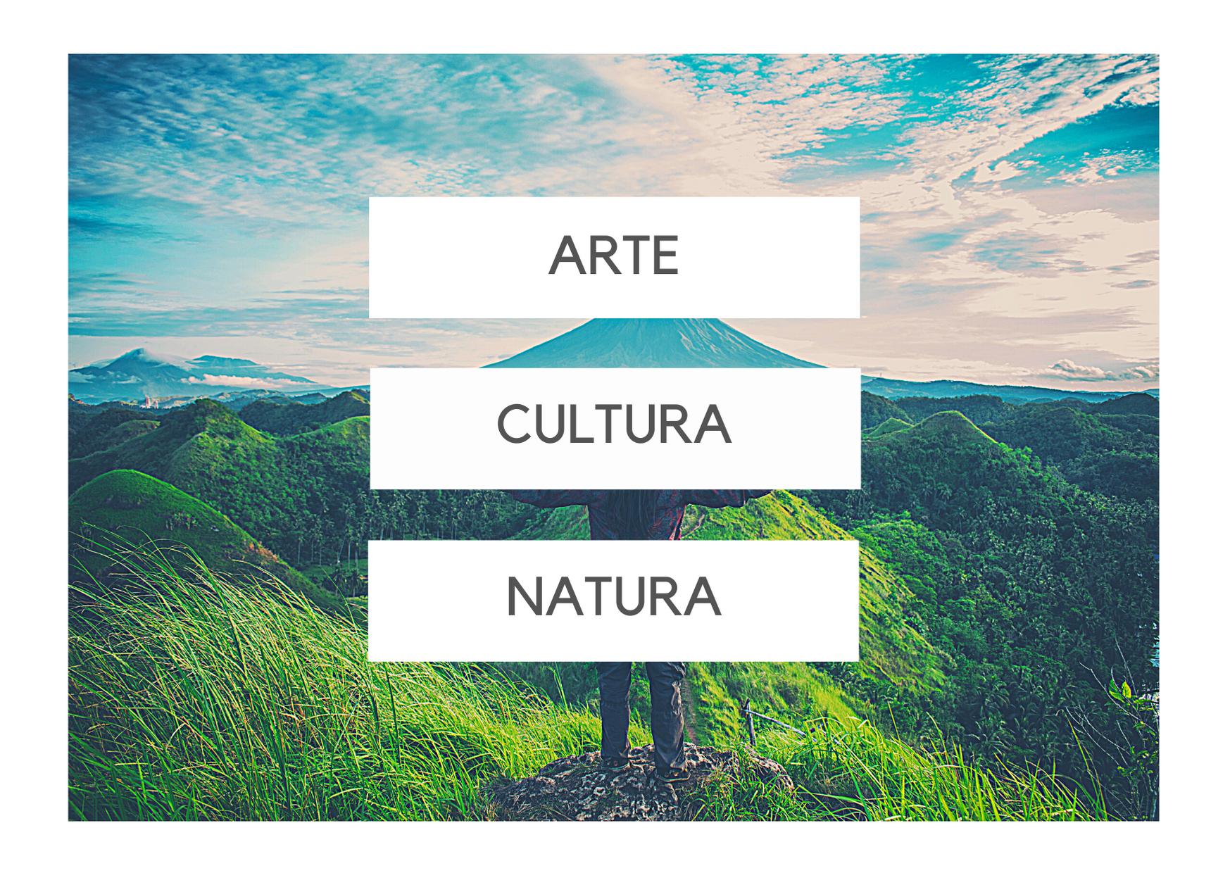 Cerco lavoro nel campo artistico/culturale/ambientale