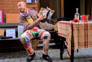 Massimo Ivaldo: da attore teatrale a raccontastorie nei parchi