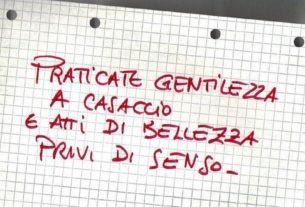 Assessore alla Gentilezza: sono già decine in tutta Italia