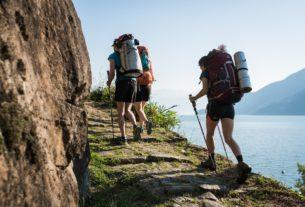 """Tracciaminima: un trekking per riscoprire """"in punta di piedi"""" il Lago Maggiore"""