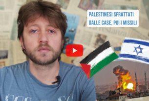 Venti di guerra in Palestina – Io Non Mi Rassegno #366
