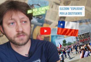 Il Cile è pronto a rivoluzionare la costituzione! – Io Non Mi Rassegno #371