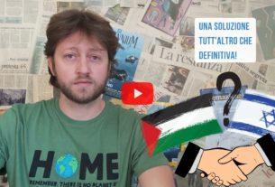 Il bullismo di Israele, l'opportunismo di Hamas: cessate il fuoco – Io Non Mi Rassegno #374