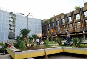 GasparOrto, l'orto urbano che sfida cemento e degrado