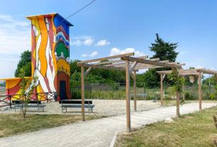 Casermette Social Park: la rigenerazione di un'area abbandonata in parco per la socialità