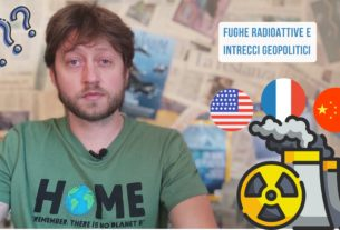 Cosa sta succedendo nella centrale nucleare cinese del Guangdong? – Io Non Mi Rassegno #388