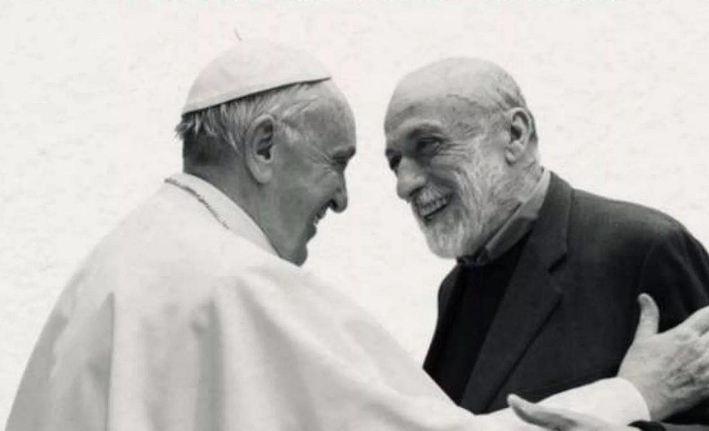 carlo petrini con papa francesco