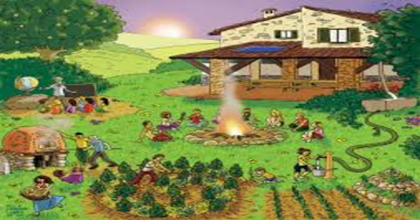 Cerco comunità rurale dove abitare e crescere