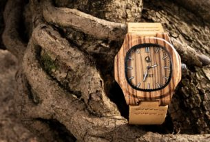 EERT: gli orologi in legno da cui nascono nuovi alberi