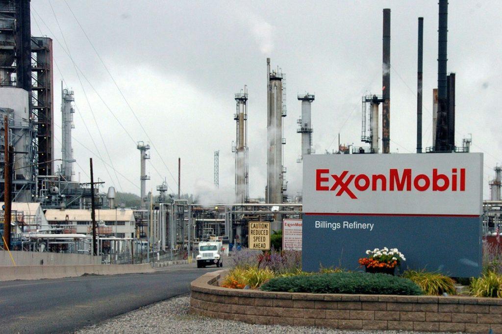 exxonmobil cambimento climatico 2