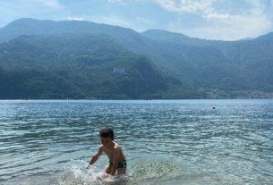Alla scoperta del lago di Como, a piccoli passi e su quattro zampe