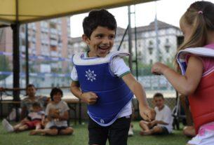 Palestra dei Fighters: le persone con disabilità da paralisi cerebrale infantile non sono più sole