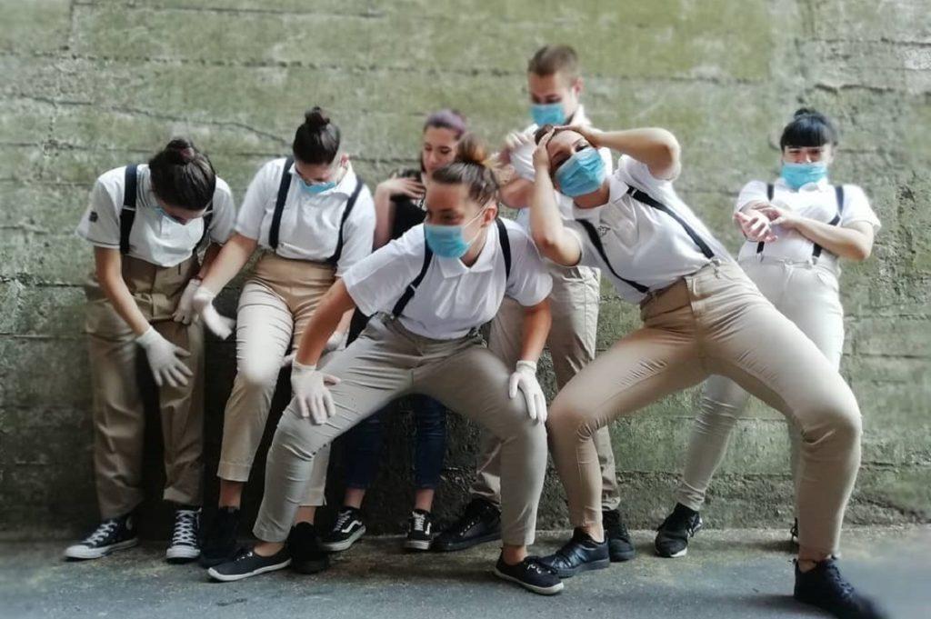 scuole di danza pandemia