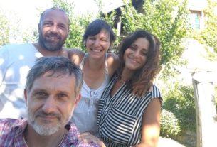 «La nostra vita a Cascina Granbego: lenta, consapevole e a contatto con la natura»