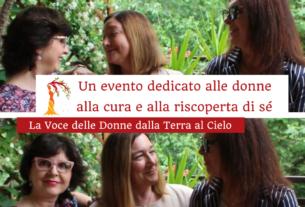 Cerco risorse per un evento dedicato alle donne, alla cura e alla riscoperta di sé