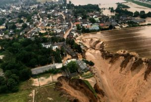 Alluvioni in Germania: quanto siamo vicini al punto di non ritorno?