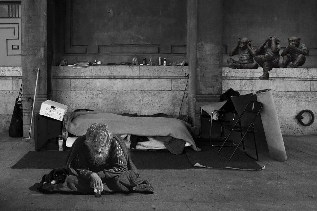 medico di famiglia senzatetto