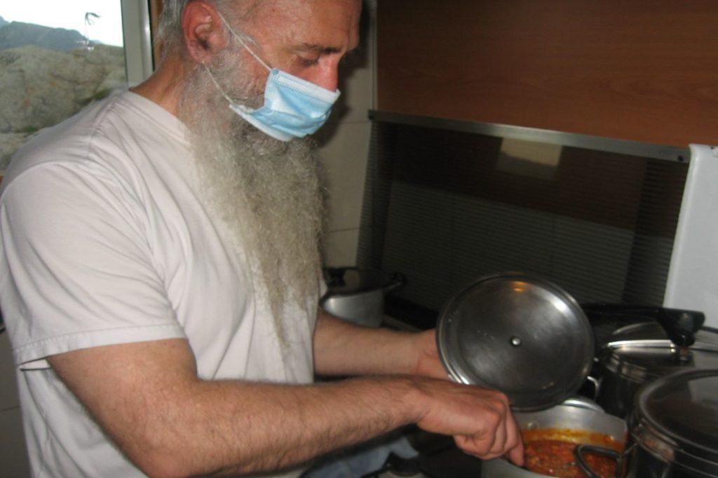 Aladar cucina