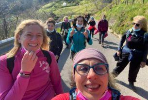 """Le Orme Rosa: """"Camminiamo insieme perché vogliamo essere padrone dei nostri passi"""""""