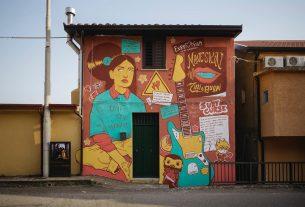 LuceFest: rigenerazione urbana e murales per far rinascere un piccolo paesino calabrese
