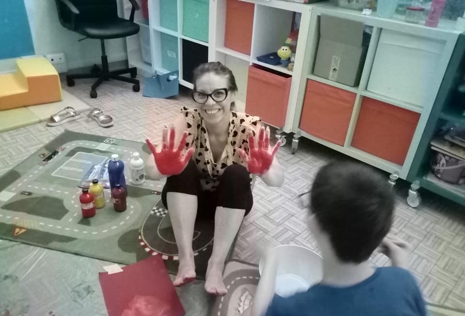 mariana berardinetti disabilita 3