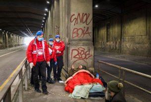 """City Angels anche a Genova: """"Le nostre notti accanto agli invisibili"""""""