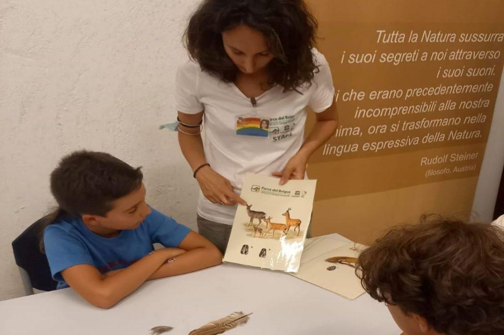 Greta Beigua museo