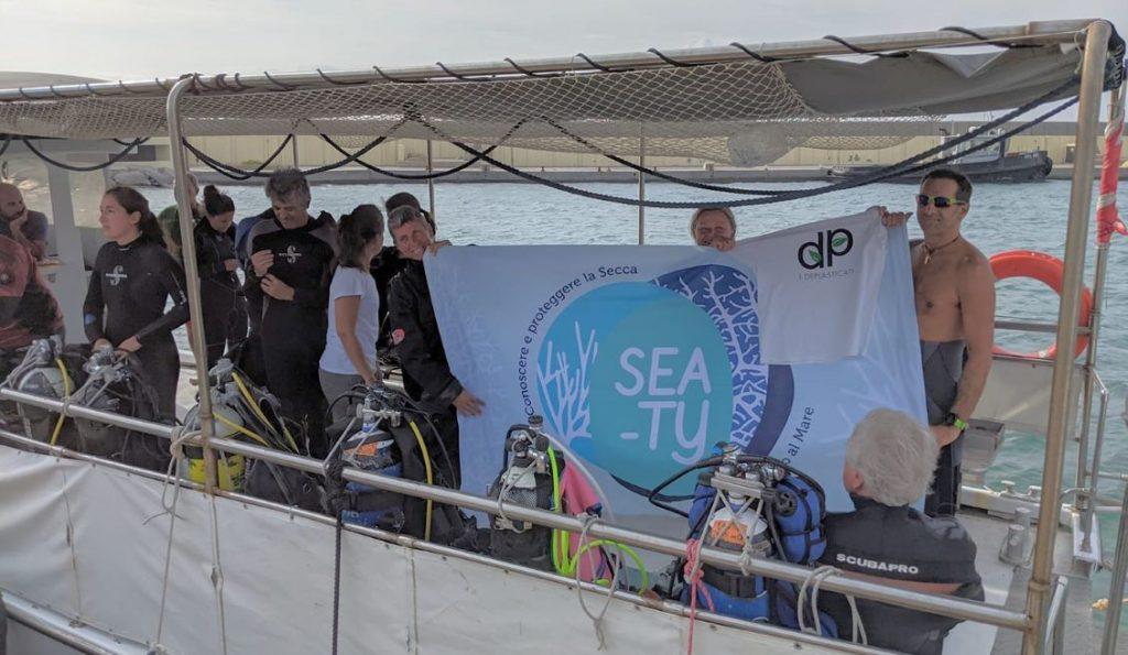 Monitoraggio specie secca santo stefano al mare