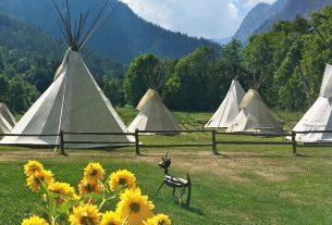 Tatanka Village, il villaggio dove vivere in armonia con i tempi della natura