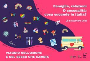 Famiglie, relazioni, sesso: cosa succede in Italia