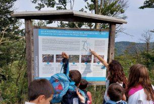 """""""Insegniamo alle nuove generazioni che il territorio del Beigua è un patrimonio da tutelare"""""""