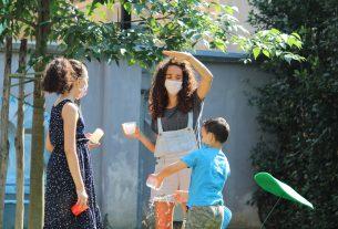 Il Giardino degli Incanti: uno spazio di libertà ideato dai bambini tra i palazzi di Torino