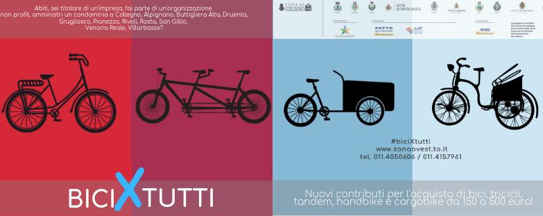 con bicixtutti nuovi incentivi favorire mobilita sostenibile comuni provincia torino 1561633121