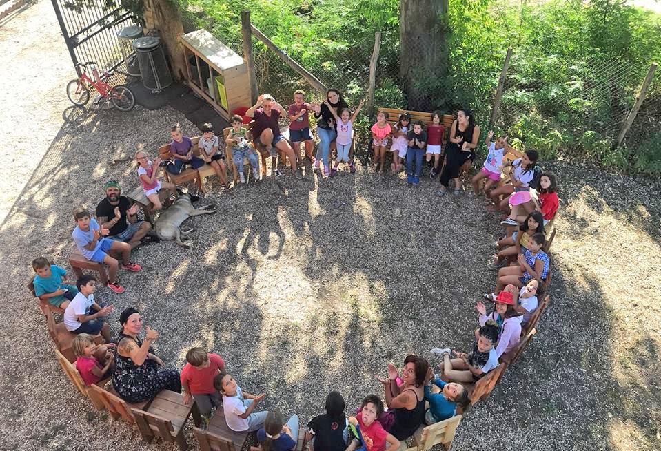 da asilo nel bosco educazione aperto felicita outdoor 1551827420